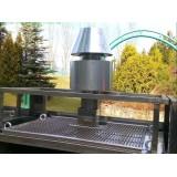 Решетка для теплового шкафа печи Vesta