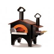 Печь AlfaPizza Fiesta Barbecue на дровах