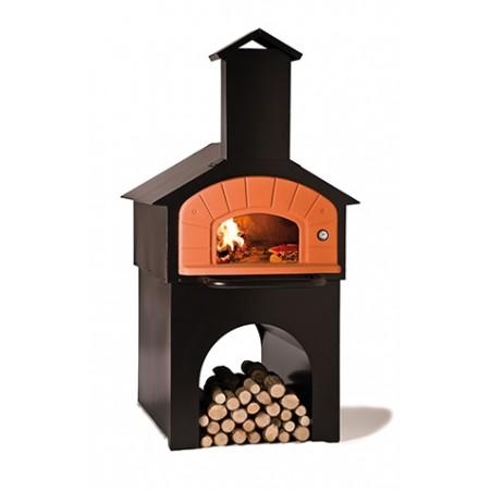Печь AlfaPizza Vero на дровах
