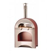Печь AlfaPizza PIZZA&BRACE на дровах
