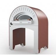 Печь для пиццы AlfaPizza Quattro pro на дровах