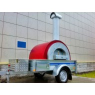 Мобильная печь Alfa Pizza